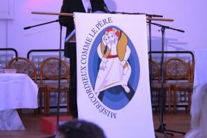 erkärt das Logo des Jubiläumsjahres