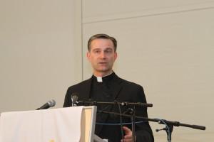 Msgr. Dr Markus Hofmann, Domkapitular aus dem Bistum Köln