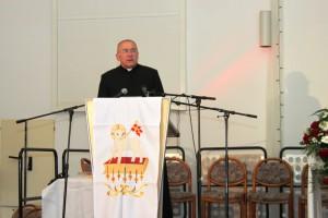 Prof. Dr. Jan Machniak, Abgesandter Seiner Eminenz, Kardinal Dziwisz, Krakau