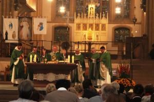 Hl. Messe im Dom