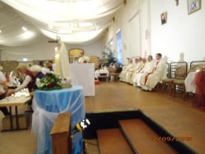 im Rahmen der Hl. Messe