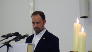 Ernesto Brux, Texas
