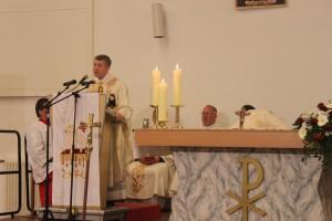 Predigt Pfarrer Erich Maria Fink