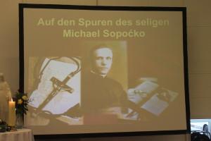 Vortrag über den Sel. Michal Sopocko